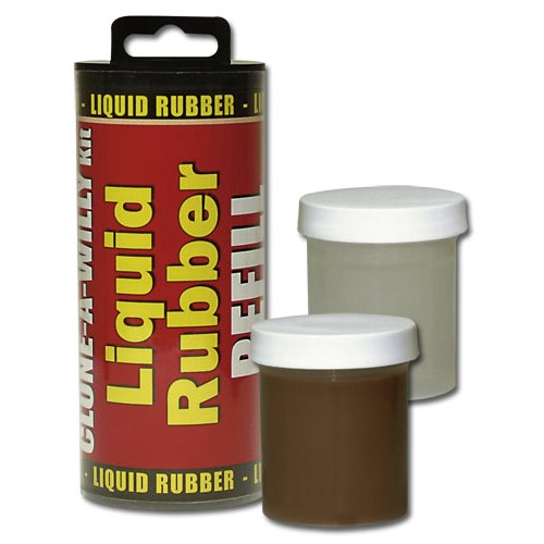 Liquid rubber refill