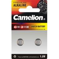 Camelion Lr1130-AG10  Alkaline 1,5v