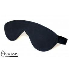 Avalon - BLINDED - Blindfold med polstring - Svart