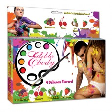 Edible Body Paint - Fire Smaker