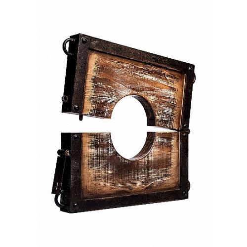 Lodbrock - Serving Plate/Tjenesteplate - Neck Restraint Set
