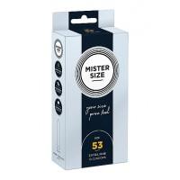 Mister Size – 53mm – 10stk Tynne Kondomer