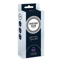Mister Size – 69mm – 10stk Tynne Kondomer