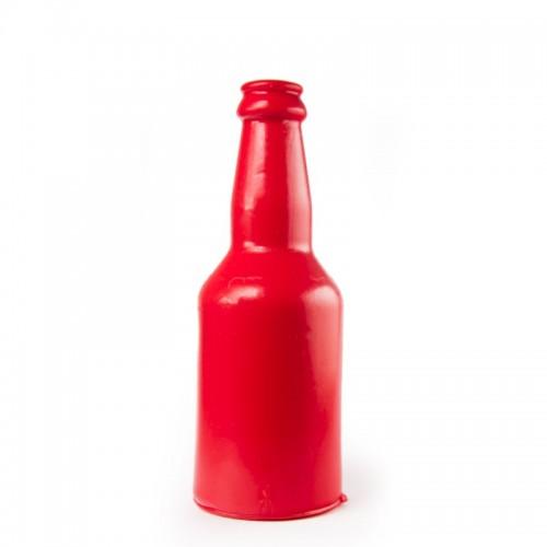 ZiZi XXX - Flaske dildo - Rød