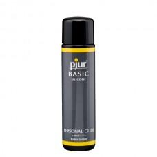 Pjur - Basic - Silikonbasert Glidemiddel - 100 ml