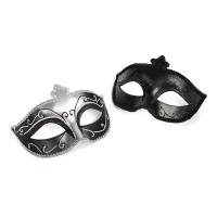 Fifty Shades of Grey - Masks On - 2pk masker