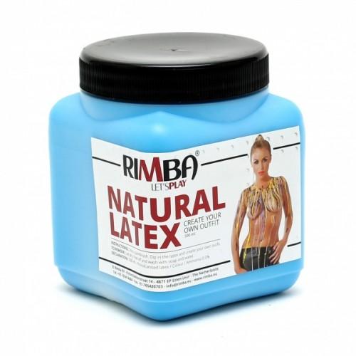 Rimba - Flytende Latex - Blå 500 ml