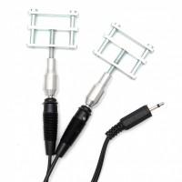 Rimba - Electro - Justerbare Brystklyper Med Ledning