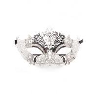 Ouch! - Princess Masquerade Mask Sølv
