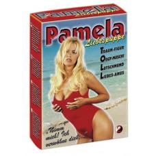 Pamela oppblåsbardukke