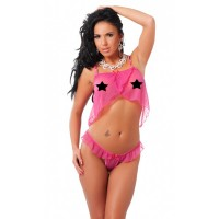 Amorable - Rosa Mini Babydoll