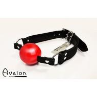 Avalon -  Gag med rød ball 40 mm