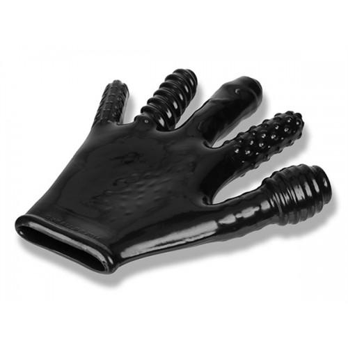 Oxballs Finger fuck - Finger hanske Sort