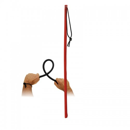 Poing - Fleksibel Stokk, Rød