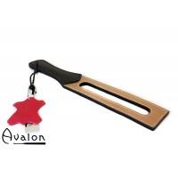 Avalon – Spencer åpen paddle - Brun og sort