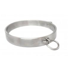 BQS - Massivt stål collar med O-ring 13,5 cm