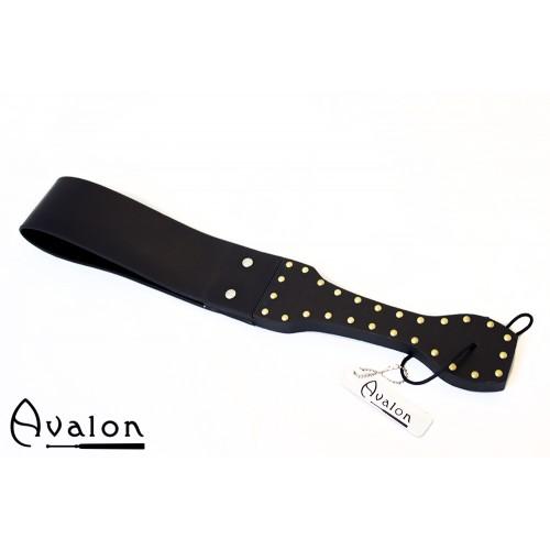Avalon - MORDRED - Dobbel Silikonpaddle - Sort