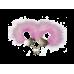 Adrien Lastic - Håndjern med rosa plysj