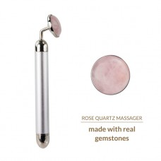 La Gemmes - Lay On Vibrator - Rose Quartz