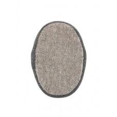 Touche – Oval Bath Sponge – Badesvamp – Taupe
