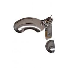 Rimba - Metall Kuklås med 2 Hoder