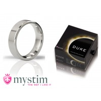 Mystim - The Duke - Polished penisring, 48 mm