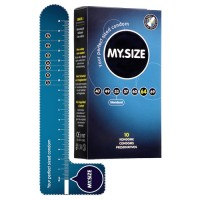 My.Size 64mm, 10 stk kondomer