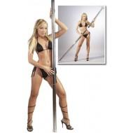 Peekaboo - Strippestang i 3 deler