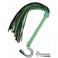 AVALON - Sengekos - Banshee - Grønn og sort flogger