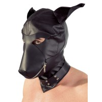 Fetish Collection - Dog Mask - Sort